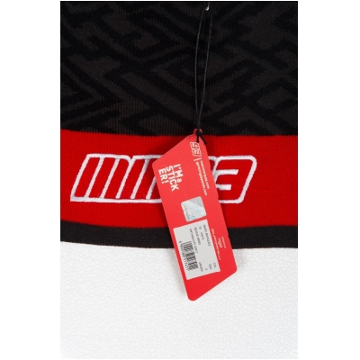 GP APPAREL čepice MM93 black/red