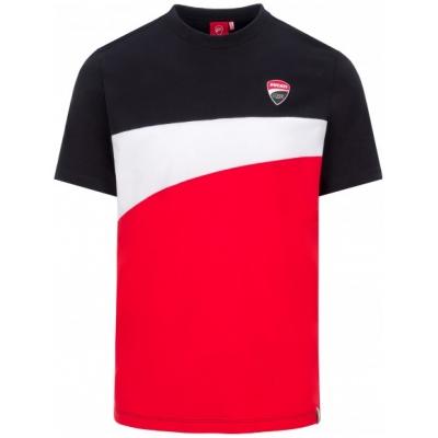 GP APPAREL triko DUCATI CORSE Logo black/red