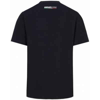 GP APPAREL triko DUCATI CORSE Big Logo black
