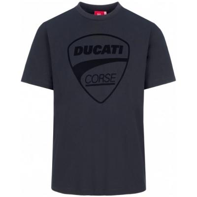 GP APPAREL triko DUCATI CORSE Tonal Logo black