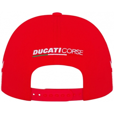 GP APPAREL kšiltovka DUCATI Petrucci red