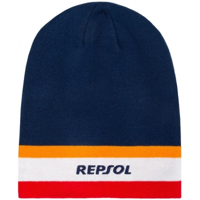 GP APPAREL čepice REPSOL HONDA blue/red/orange/white