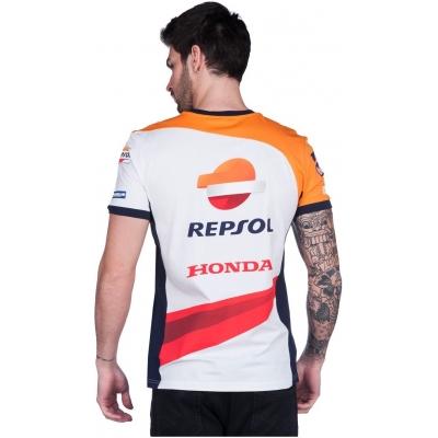GP APARREL triko TEAM REPSOL HONDA white