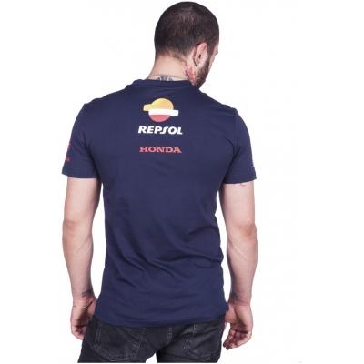 GP APARREL tričko REPSOL HONDA blue