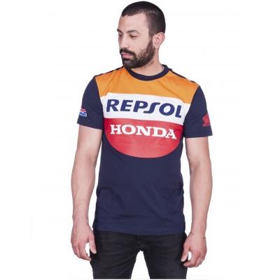 GP APARREL triko REPSOL HONDA blue