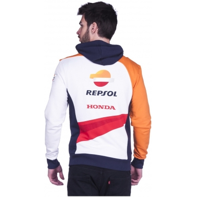 GP APARREL mikina TEAM REPSOL HONDA blue