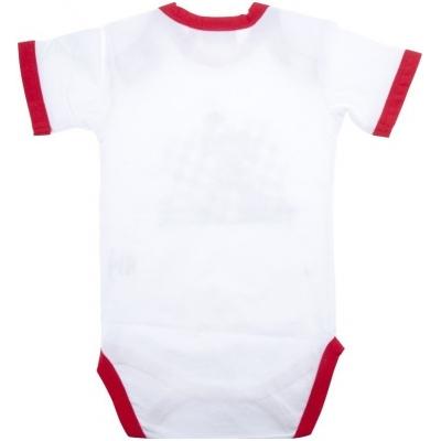 GP APPAREL body DUCATI CORSE MASCOT dětské white