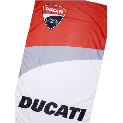 GP APPAREL osuška DUCATI CORSE multicolor
