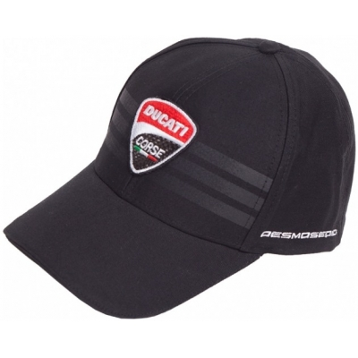GP APPAREL šiltovka DUCATI CORSE STRIPES black