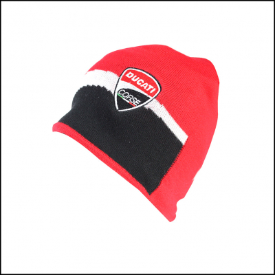 GP APPAREL čiapka DUCATI RACING red / black
