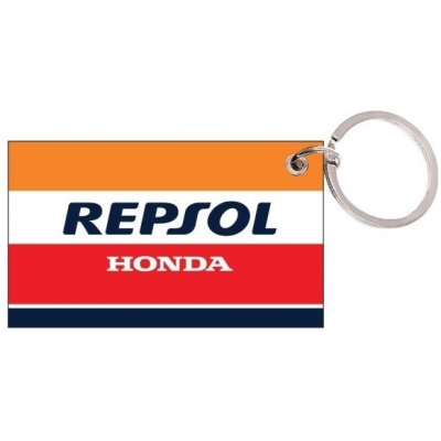 GP APPAREL klíčenka REPSOL HONDA multicolor