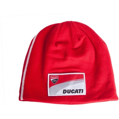 GP APPAREL čiapka DUCATI CORSE red