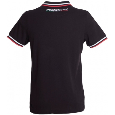 GP APARREL polo triko DUCATI CORSE RACING black