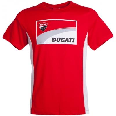 GP APARREL tričko DUCATI CORSE LOGO red
