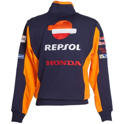 GP APPAREL mikina REPSOL HONDA blue