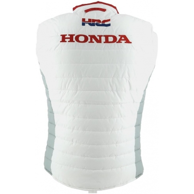 GP APPAREL vesta TEAM HRC REPLICA white