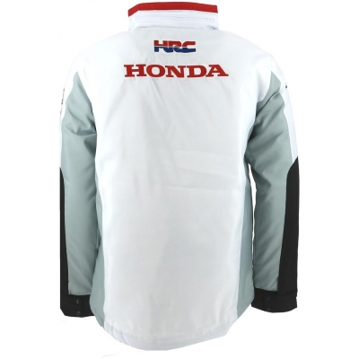 GP APPAREL bunda TEAM HRC REPLICA white