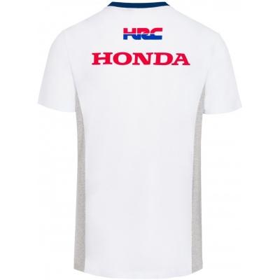 GP APPAREL tričko HRC COLLECTION white/blue
