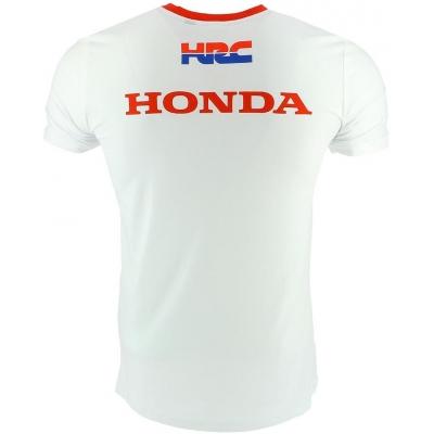 GP APPAREL triko HRC HONDA WING white