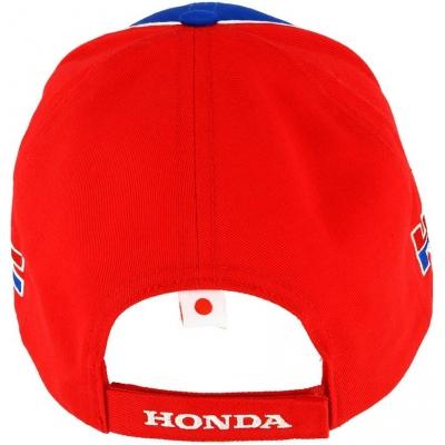 GP APPAREL kšiltovka HRC HONDA blue/red