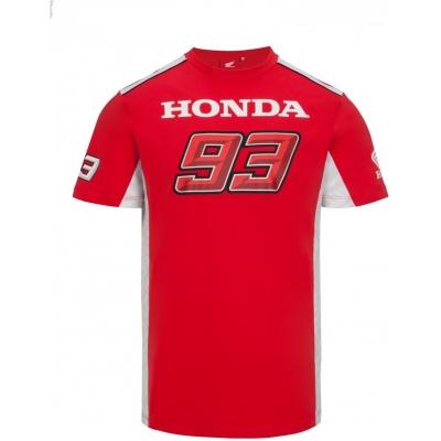GP APPAREL tričko HONDA MARQUEZ red