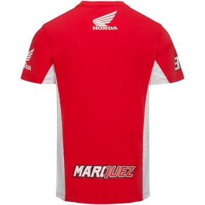 GP APPAREL triko HONDA MARQUEZ red