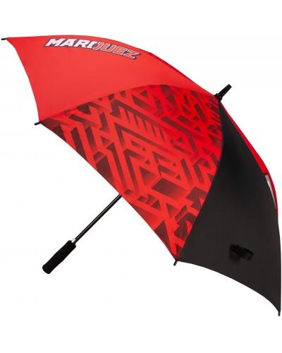 GP APARREL deštník MM93 Labyrinth red/black