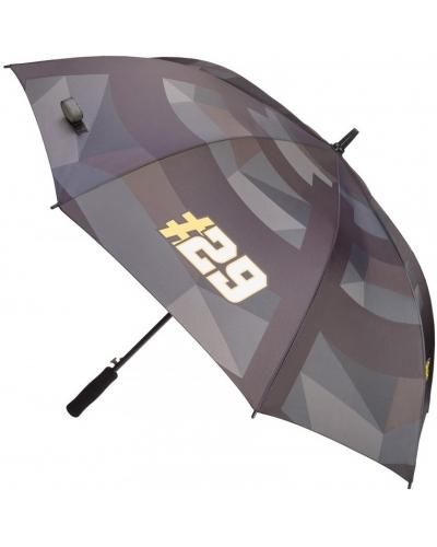 GP APPAREL deštník ANDREA 29 black