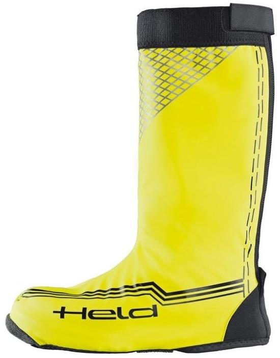 3d33120cc22e HELD návleky na topánky fluo yellow