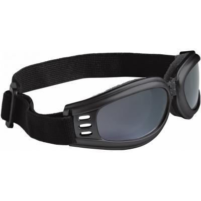 HELD okuliare OUTER SHELL Skladacie black/black