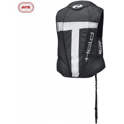 HELD airbagová vesta AIR VEST II black