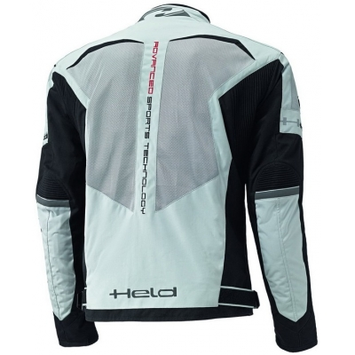 HELD bunda SONIC dámska grey / black