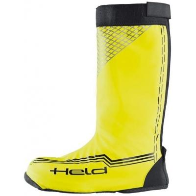 HELD návleky na topánky fluo yellow