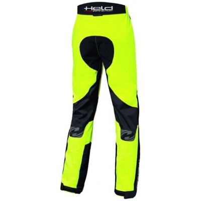 HELD nohavice nepromok RAINBLOCK BASE fluo yellow
