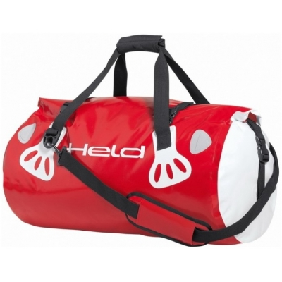 HELD taška CARRY-BAG 30l white / red