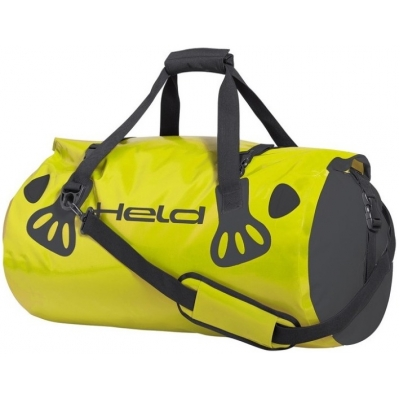 HELD taška CARRY-BAG 30l black / fluo yellow