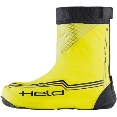 HELD návleky na členkové topánky fluo yellow