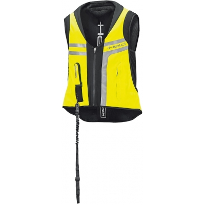 HELD airbagová vesta AIR VEST II Large black / fluo yellow