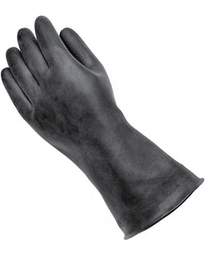 HELD návleky na rukavice OVER-GLOVE latex black