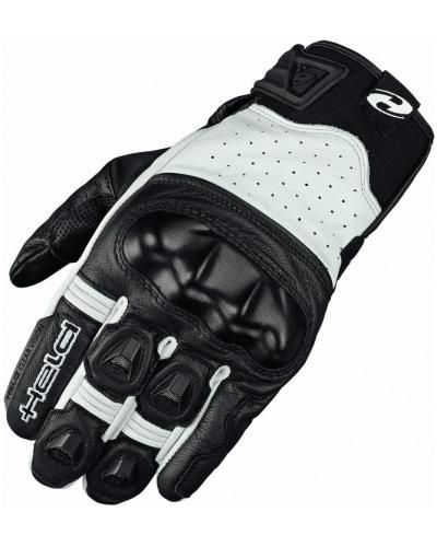 HELD rukavice TRACKSHOT white/black