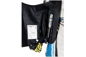 HELITE airbagová vesta GP AIR 2 black