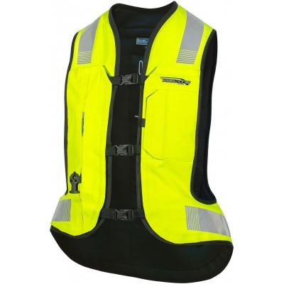 HELITE airbagová vesta TURTLE 2 hi-viz