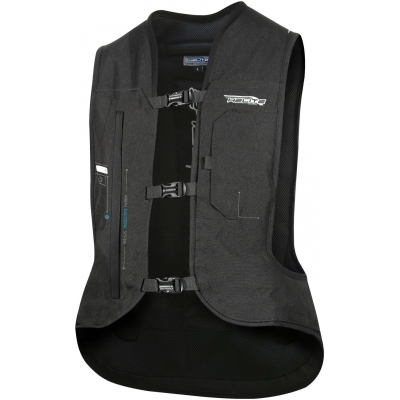 HELITE airbagová vesta E-TURTLE black