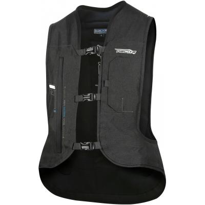 HELITE airbagová vesta E-TURTLE Large black