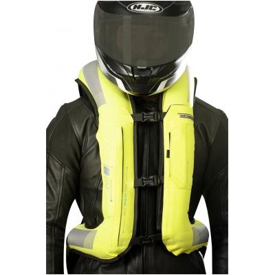 HELITE airbagová vesta E-TURTLE HiVis