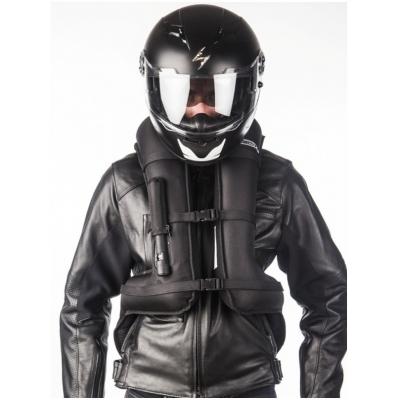 HELITE airbagová vesta TURTLE černá