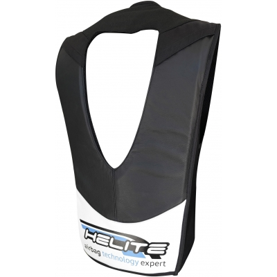 HELITE airbagová vesta GP AIR black