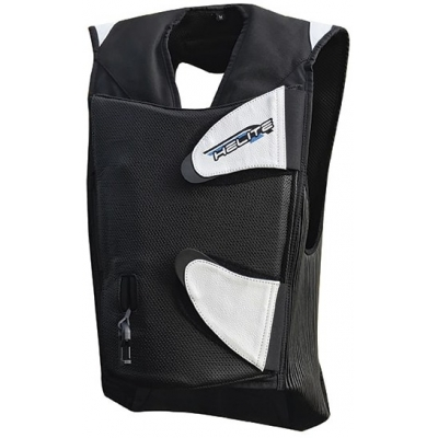 HELITE airbagová vesta GP AIR 2 black