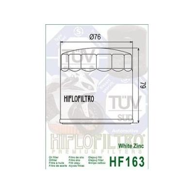 HIFLO olejový filtr HF163