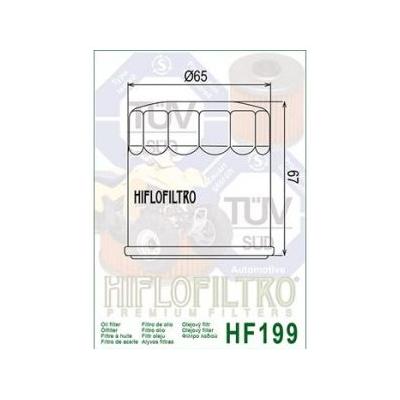 HIFLO olejový filtr HF199